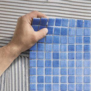 polaganje mozaik pločica 2