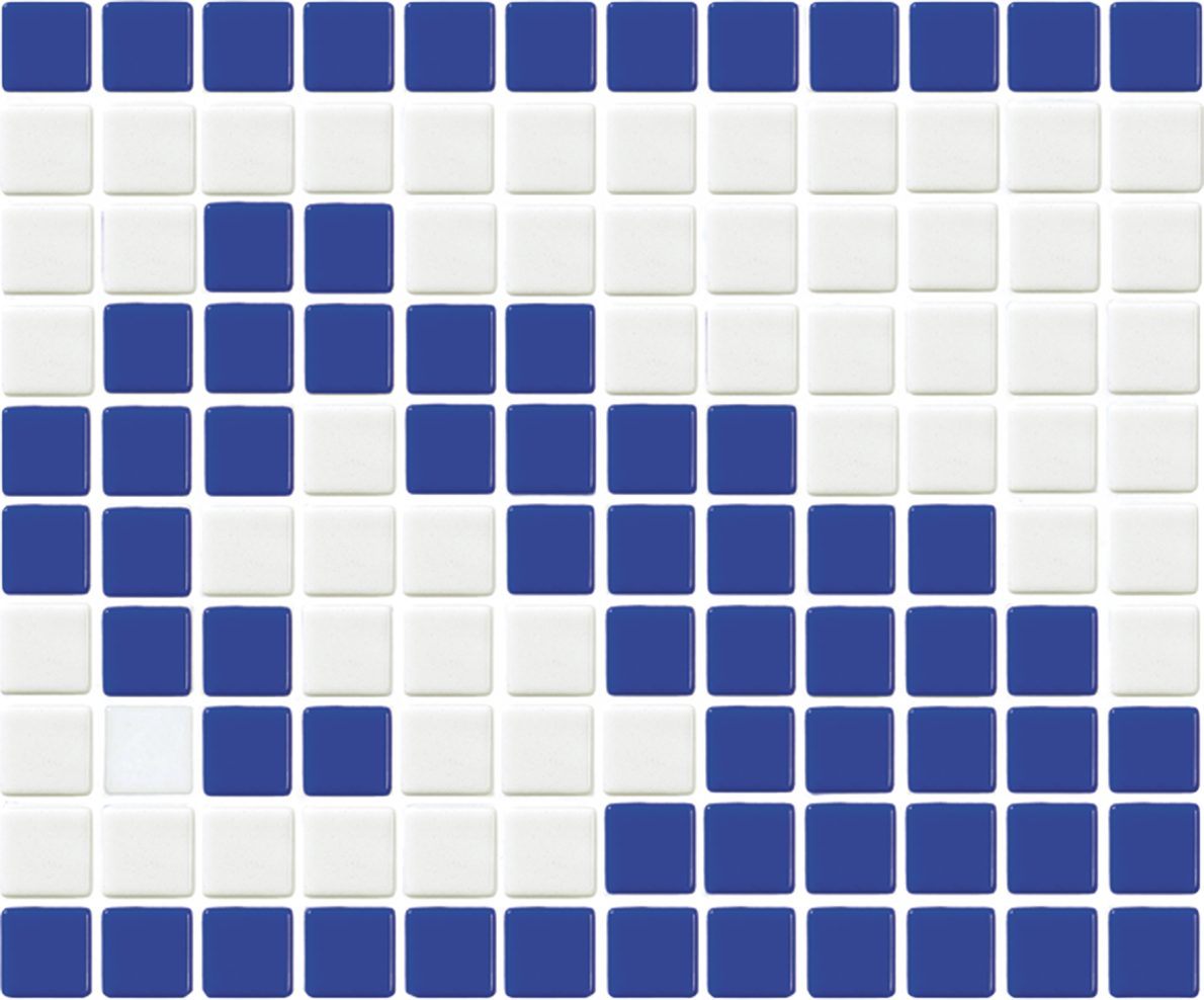 bordure za bazene mozaik